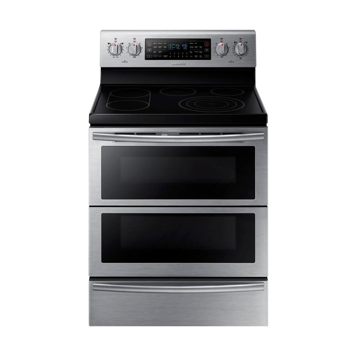 Double oven stove with induction cooktop aeg competence Samsung induction range