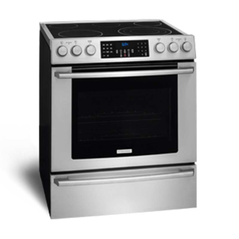 electrolux 30 electric front control freestanding ei30ef45qs review