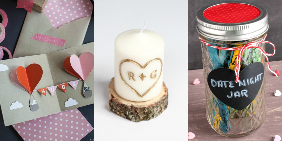 17 Easy-to-Make Valentine's Day Gifts | Do it yourself ...