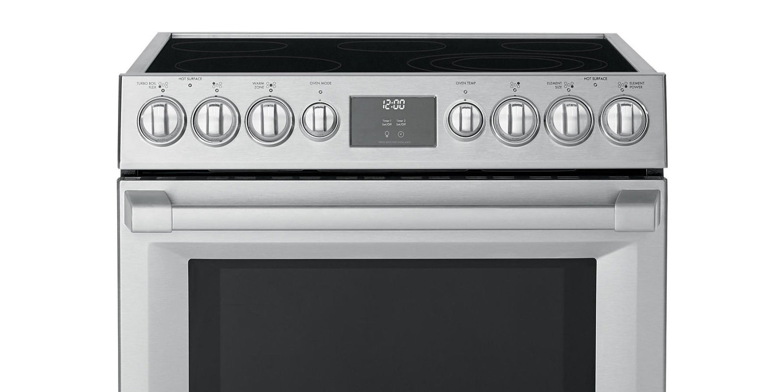 "Viking Professional 5 Series 30"" Electric Induction Range ..."