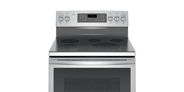 electric ranges - Double Oven Electric Range