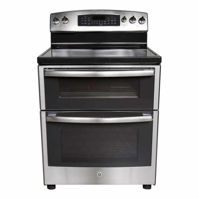 ge profile 30 slide in double oven range w convection reviews cu ft stainless ran gas manual recall