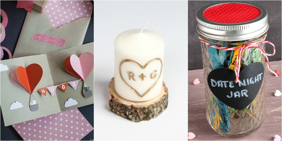 21 Diy Valentine 39 S Day Gift Ideas 21 Easy Homemade