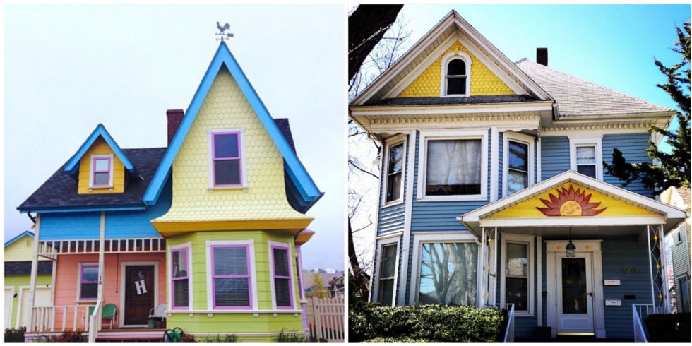 Colorful House colorful houses on instagram - colorful painted homes