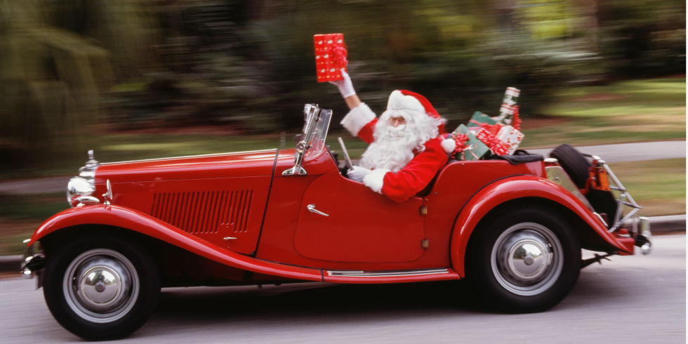 Christmas Week Traffic Data Waze Releases Best And Worst Times - We drive fast cars
