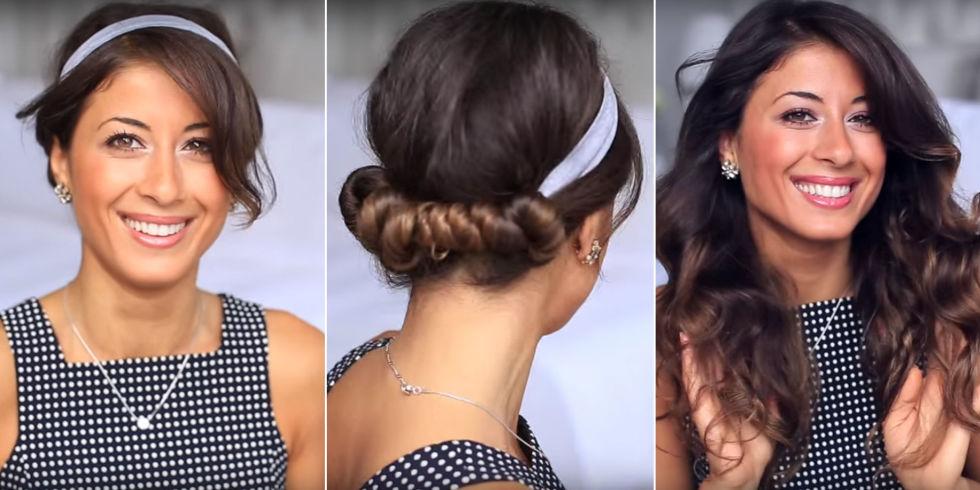 Fantastic How To Make Straight Hair Wavy Without Braids Braids Short Hairstyles Gunalazisus