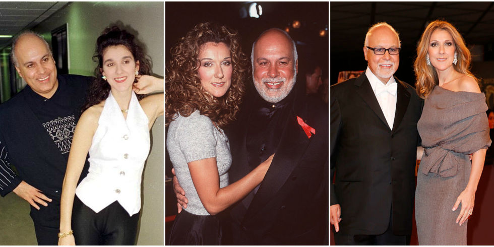 Celine Dion And Rene Angelils Marriage