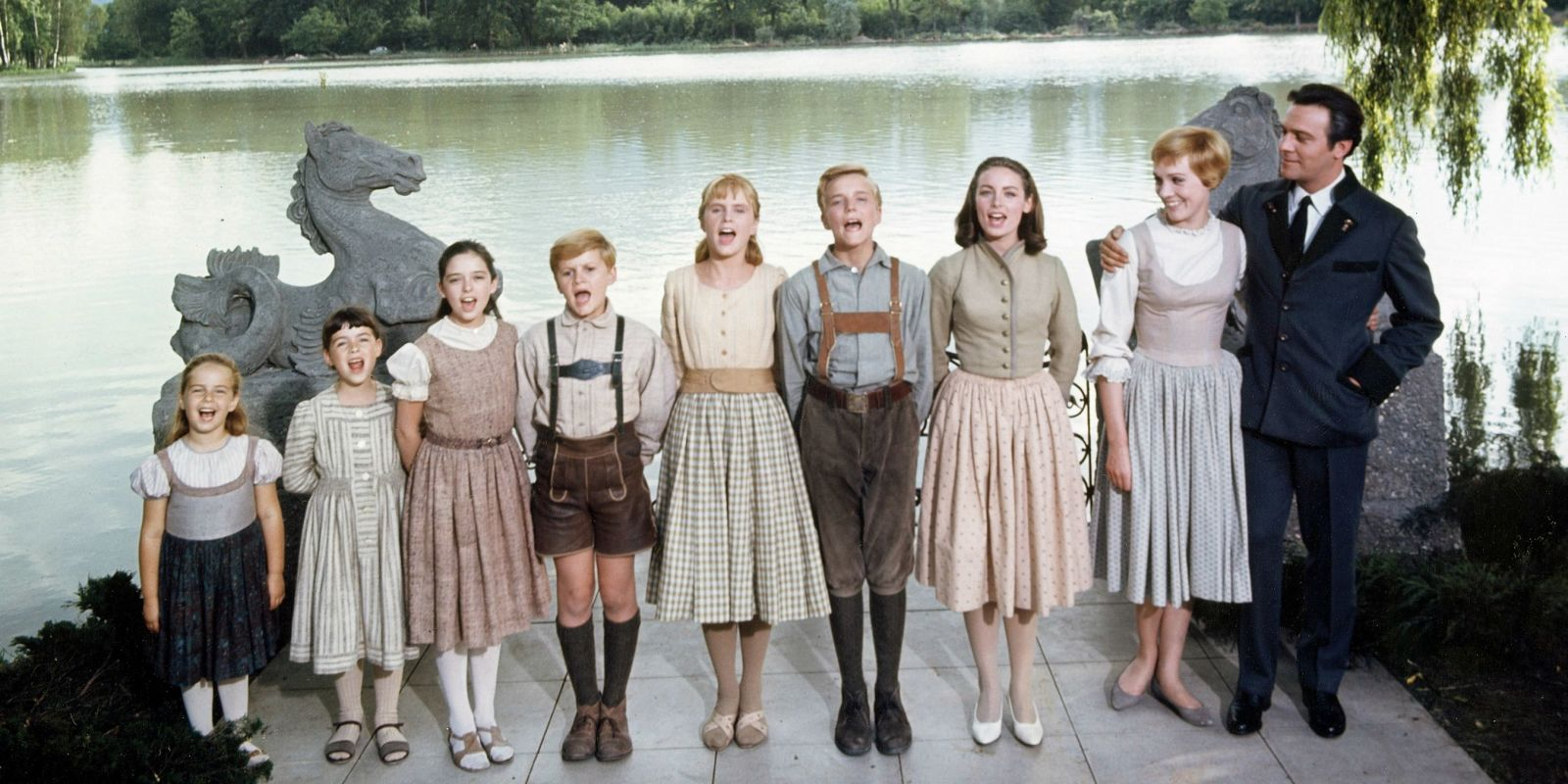 The Sound Of Music Cast Of Von Trapp Kids Where Are They