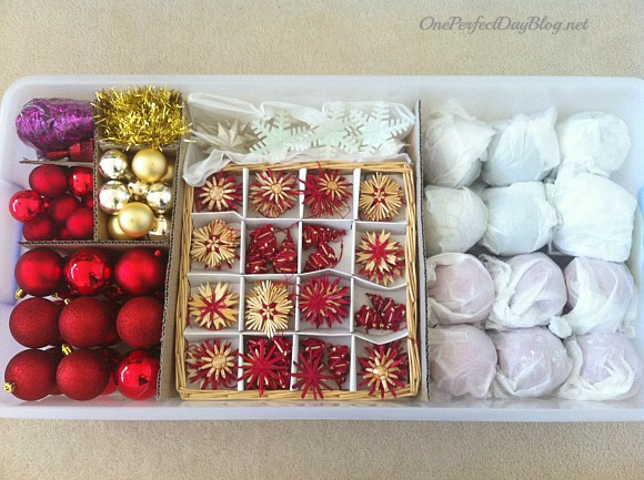 Customize Protection by Ornament - Christmas Ornament Storage Ideas - How To Organize Your Tree Ornaments
