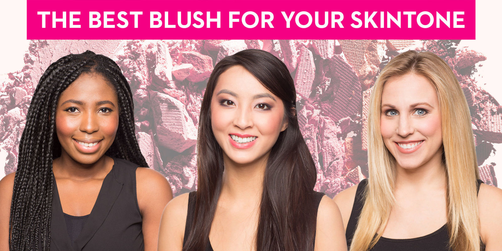 blush color for asian