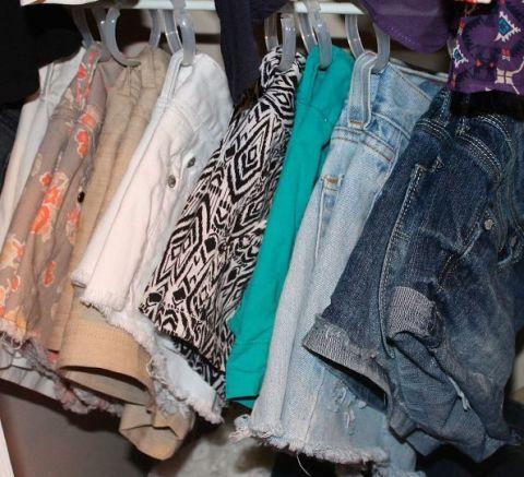 Clothing Organization Tricks Storage Ideas For People