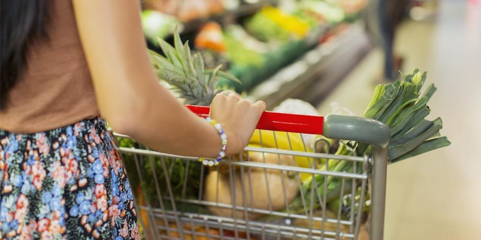 How to Grocery Shop Faster - Supermarket Shopping Tips