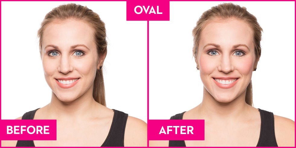 The best blush for your face shape blush according to face shape oval ccuart Choice Image