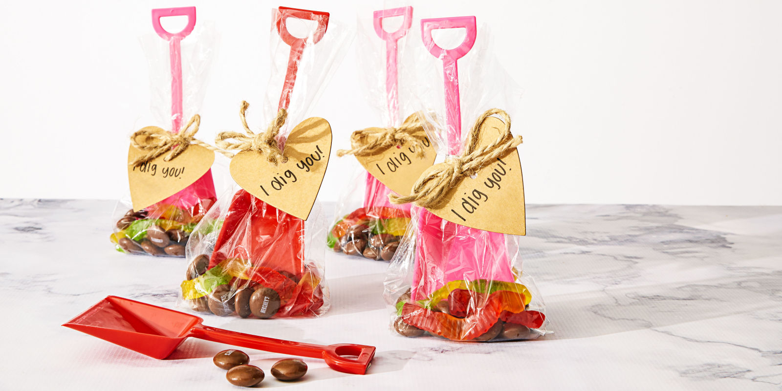 Cute Valentine S Day Goodie Bags