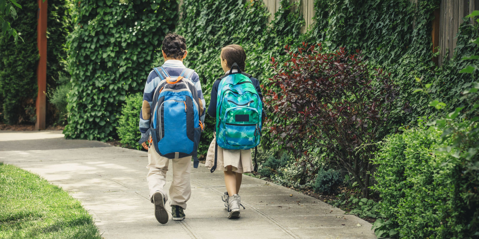 New Law Protects Parents Whose Kids Walk to School Alone ...