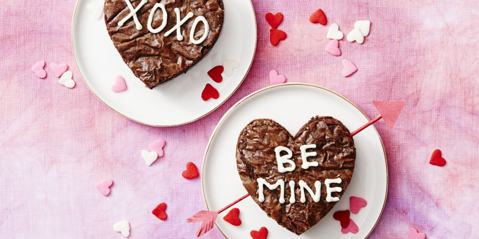 Valentineu0027s Day Brownies