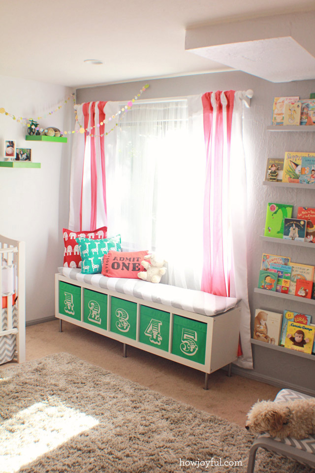 IKEA Hacks For Organizing A Kidu0027s Room   Toy Storage Organization Ideas