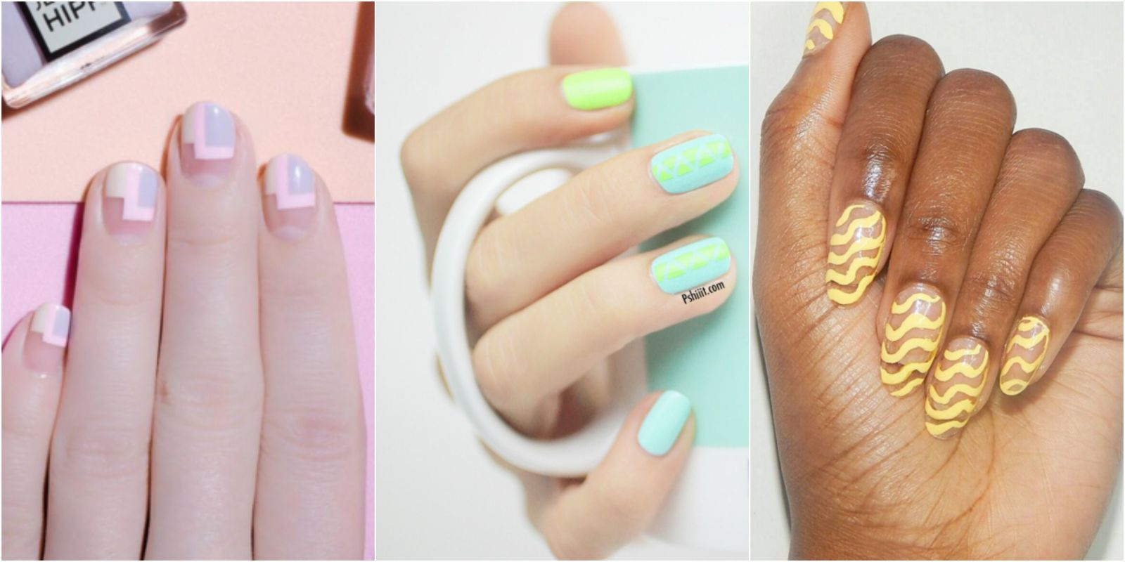 Nails Design Ideas Laque Nail Full Set Matte Discover And Share