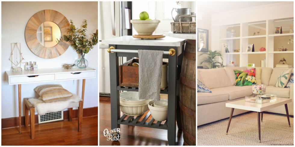 The 15 Best IKEA Hacks of All Time