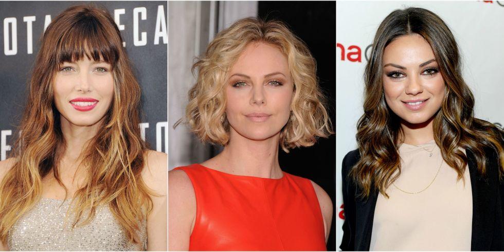 Superb 20 Celebrity Wavy Hairstyles Best Wavy Hairstyles Amp Cuts Short Hairstyles For Black Women Fulllsitofus
