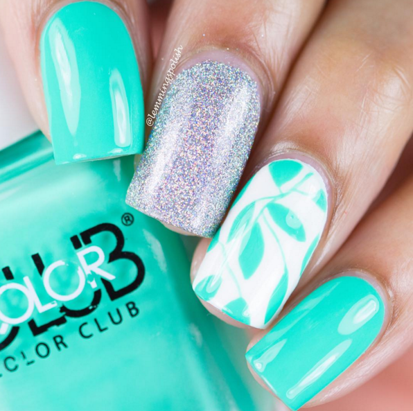 - 25 Spring Nail Designs - Pretty Spring Nail Art Ideas