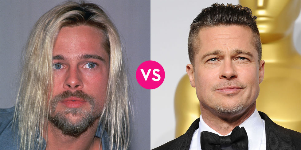 Famous Men With Long Hair Vs Short Hair Male Celebrity Haircuts - Mens hairstyle in long hair