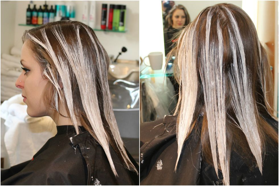 Hair contouring makeovers before and after highlights make hair the highlights pmusecretfo Gallery