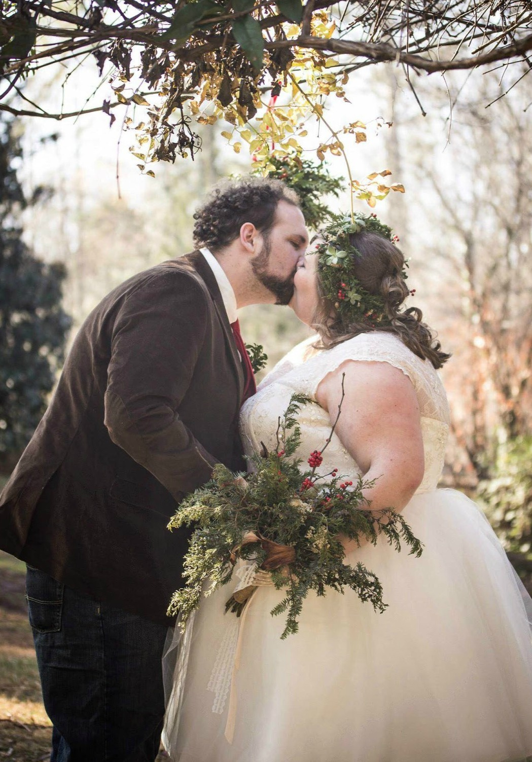 Blogger Makes Gallery of Plus-Size Brides in Wedding ...