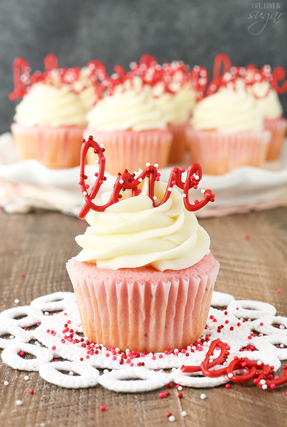 20 Cute Valentineu0027s Day Cupcakes   Easy Cupcake Recipes To Celebrate Valentineu0027s  Day