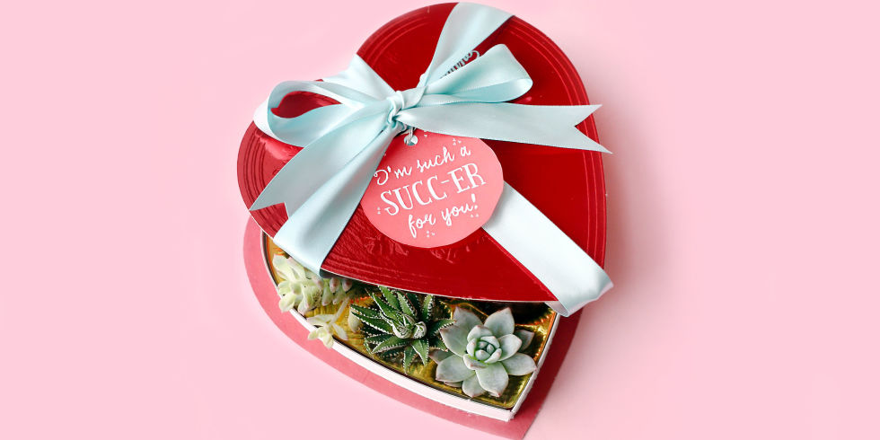 26 DIY Valentine\'s Day Gift Ideas - Easy Homemade Valentine\'s Day ...