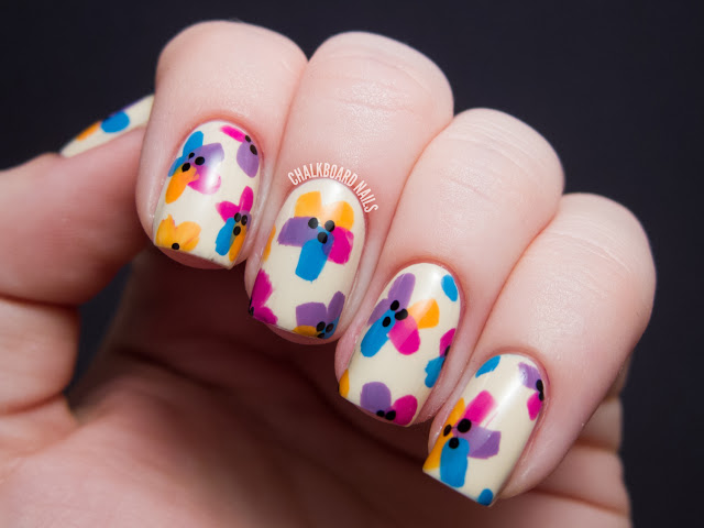 25 easter nail art ideas you have to try this spring easy easter 25 easter nail art ideas you have to try this spring easy easter nail art ideas prinsesfo Gallery