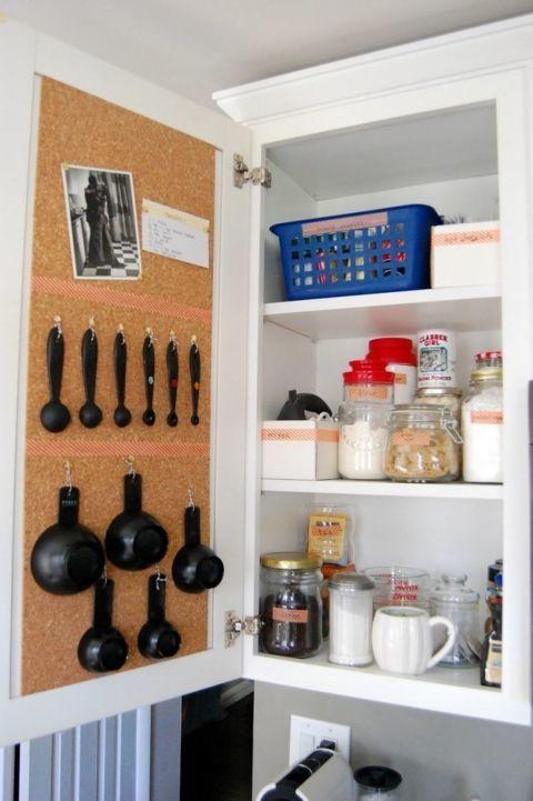 dollar store kitchen organization - organize your kitchen with