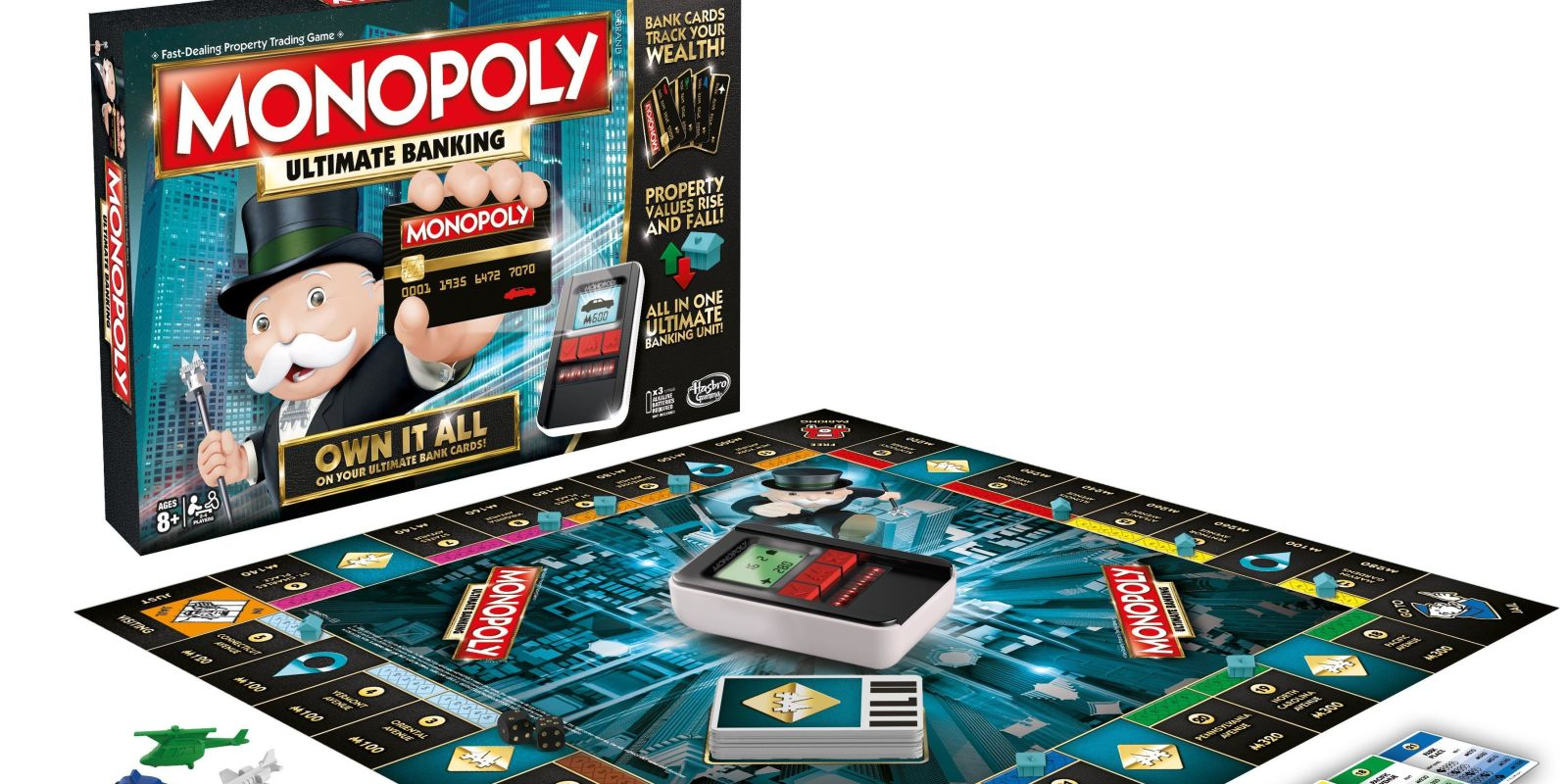 Monopoly Releases Ultimate Banking Edition