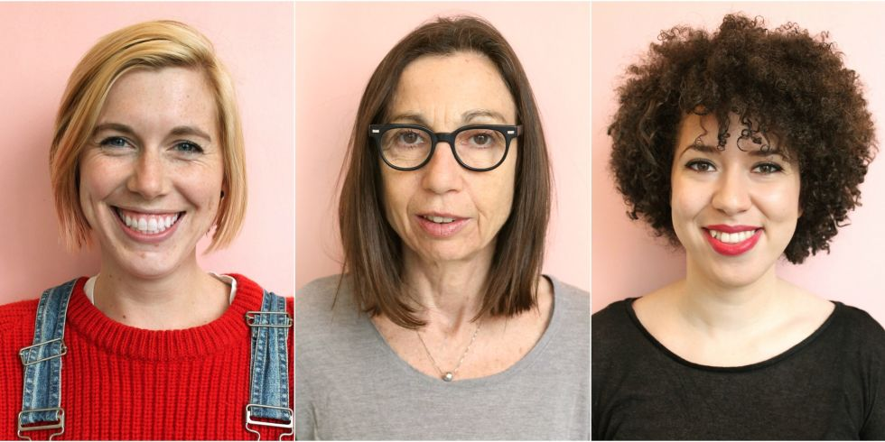 Fabulous 5 Women Try 201639S Biggest Haircut Trends 2016 Hair Trends Short Hairstyles Gunalazisus