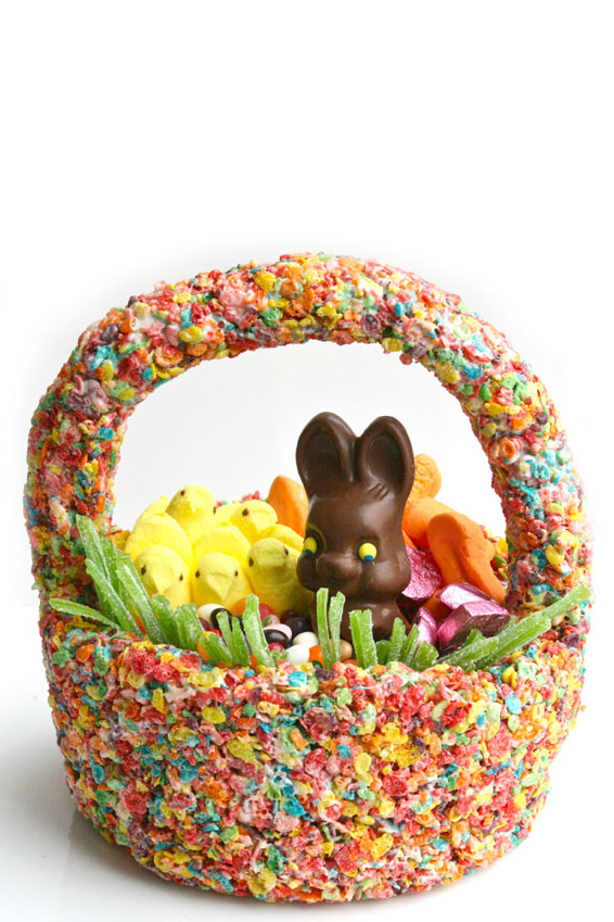 38 DIY Easter Basket Ideas
