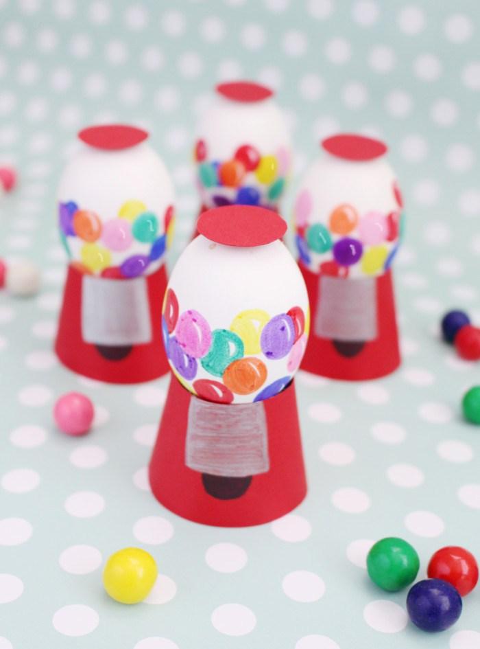 70+ Easter Egg Designs - Easy DIY Egg Decorating Ideas for Easter