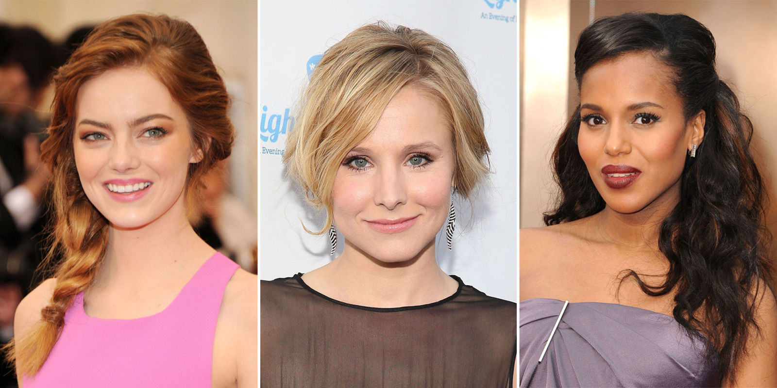 guest hairstyles for every kind of wedding - wedding guest hairstyles