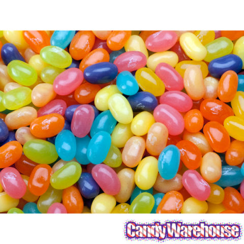 Even though jelly beans are a year-round favorite, they shine at Easter. Available in seasonal colors and flavors (Berry Blue, Cantaloupe, Tangerine, Lemon Lime, Island Punch, Pink Grapefruit, Lemon, Piña Colada, and Cotton Candy), Jelly Beans will always be on our Easter list.