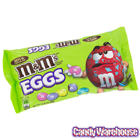 We'll keep it simple: You can never go wrong with M&M's...ever.