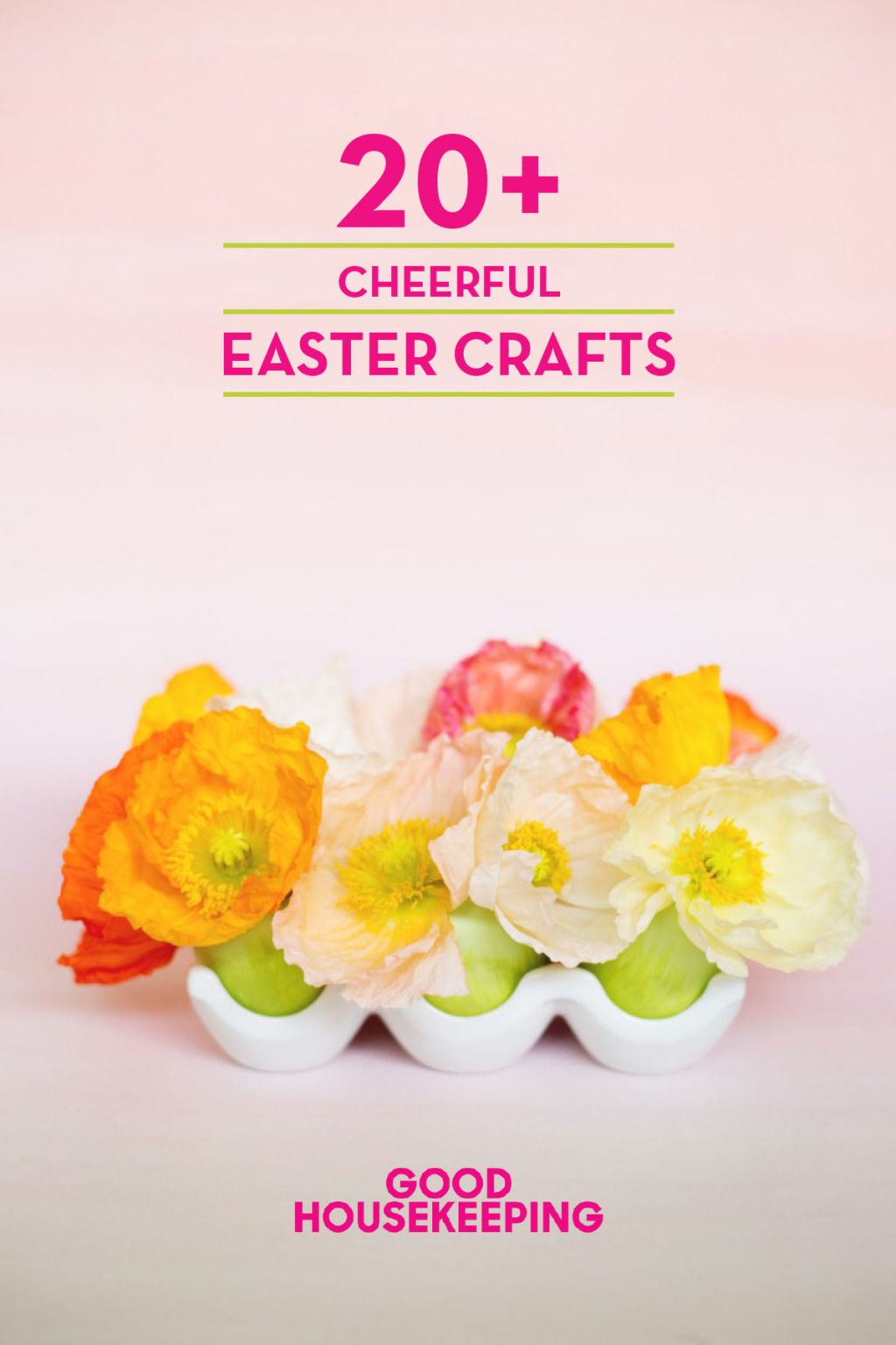 44 easy easter crafts fun diy ideas for easter negle Choice Image