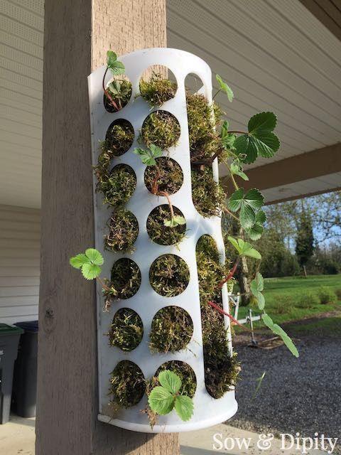 Piccoli trucchi per abbellire il vostro terrazzo con poco for Fioriera verticale ikea