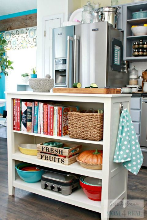Small Galley Kitchen Storage Ideas kitchen organization ideas - kitchen organizing tips and tricks