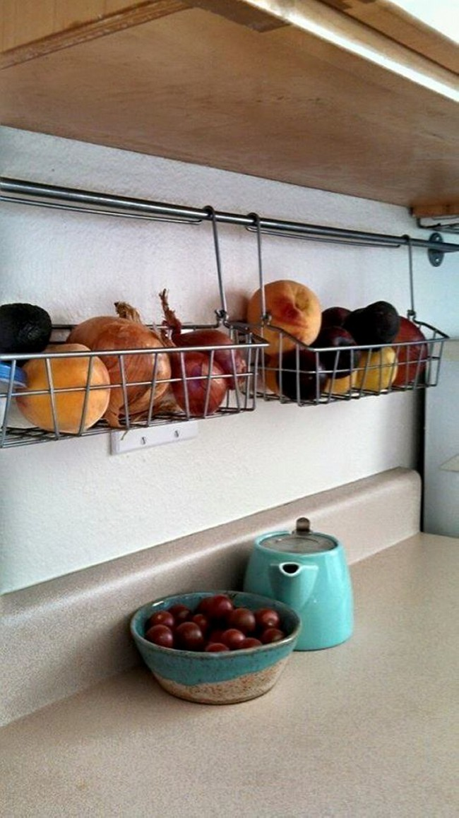 kitchen organization ideas - kitchen organizing tips and tricks