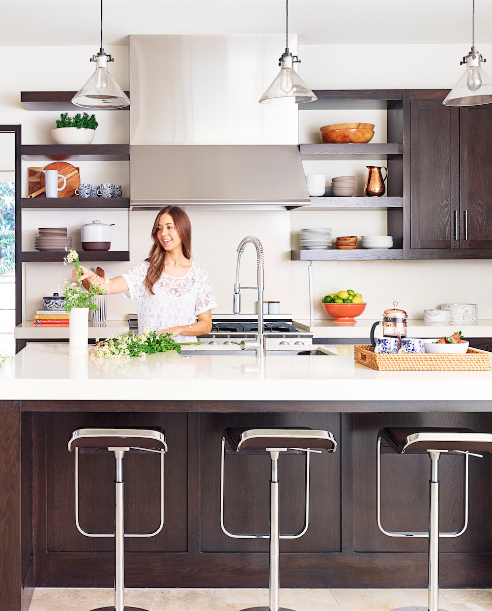 9 ways to lighten and brighten up any room for Good housekeeping kitchen designs