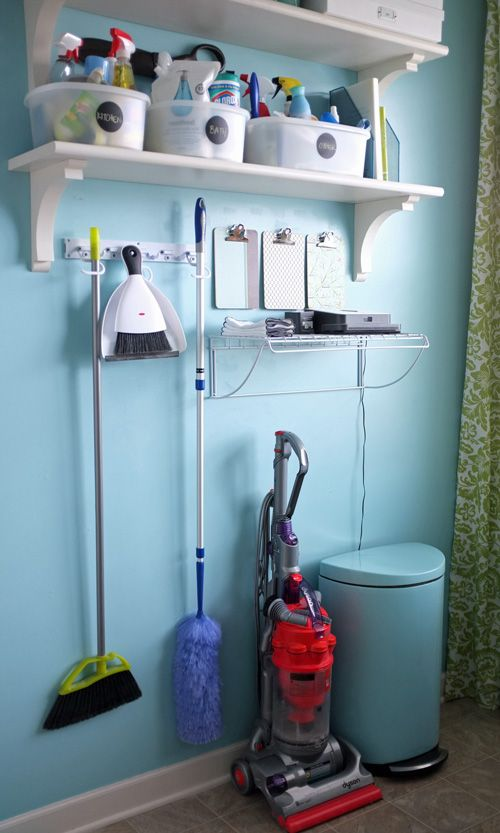How To Organize Your Cleaners Home Cleaning Product