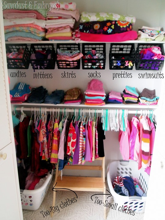 Closet Organizing Ideas Prepossessing 30 Closet Organization Ideas  Best Diy Closet Organizers 2017
