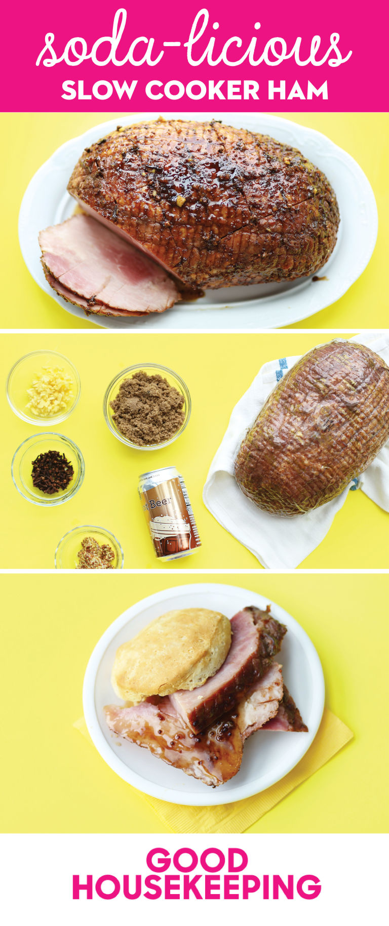Easy recipes for ham slices