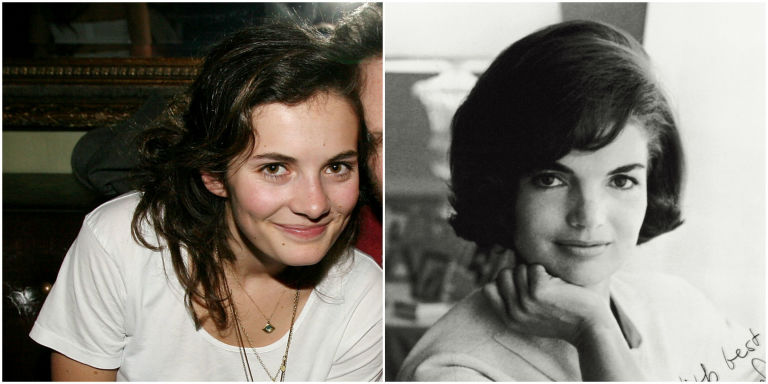 Awe Inspiring Meet Jackie Kennedys Lookalike Granddaughter Rose Kennedy Hairstyle Inspiration Daily Dogsangcom