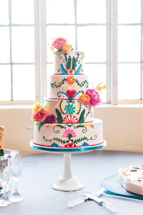 Healthy Mexican Wedding Cakes