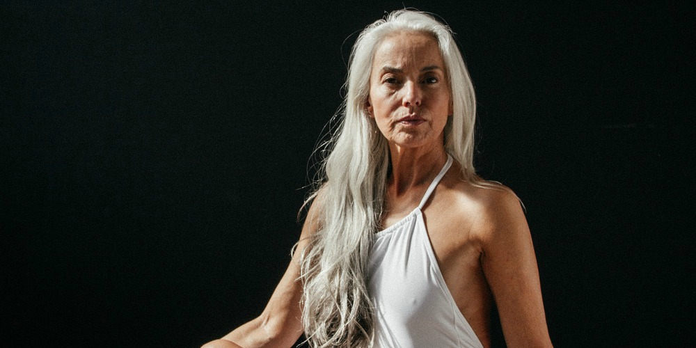 60 Year Old Swimsuit Model Yazemeenah Rossi Stars In